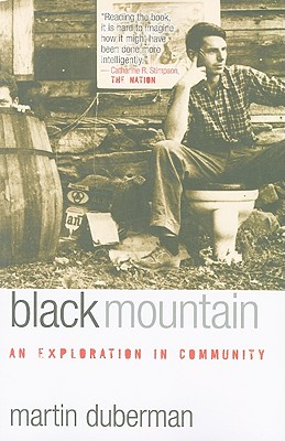 Black Mountain By Duberman, Martin